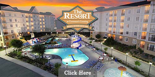 SMR - The Resort At Governor's Crossing - motels